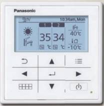 Panasonic KIT-WXC09H3E8
