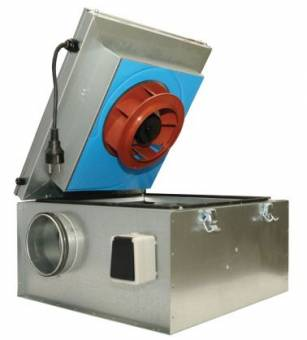 Systemair KVKE 250 EC