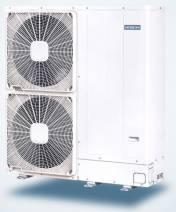 Тепловой насос Hitachi RASM-6(V)NE (внешний блок)