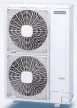Тепловой насос Hitachi RWM-10.0NE (Гидромодуль)