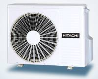 Тепловой насос Hitachi RAS-2WHVNP (внешний блок)