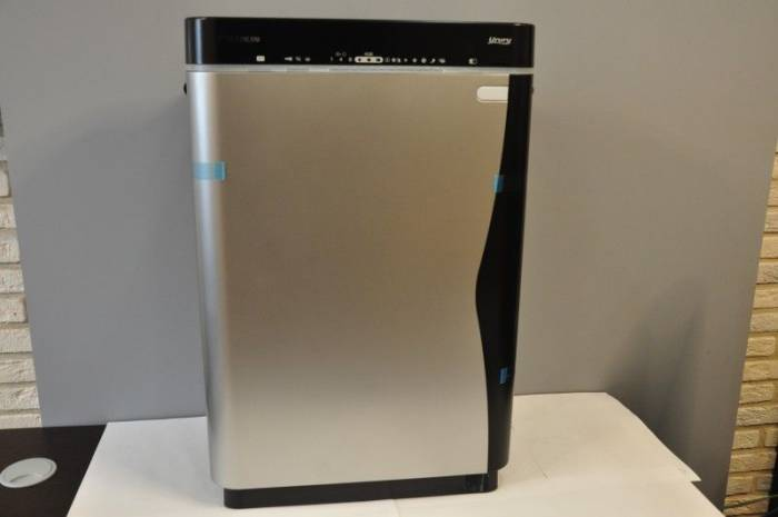 Обзор очистителя и увлажнителя воздуха Daikin MCK75J