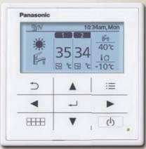 Panasonic KIT-WXC09H3E8